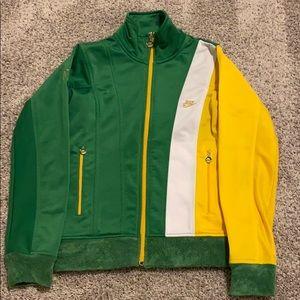 2004 Olympic NIKE Track Jacket-Small